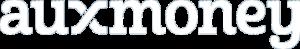 auxmoney erfahrungen - auxmoney logo weiß